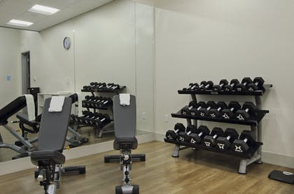 Fitness Facility | Holiday Inn Express & Suites Dallas-Frisco NW Toyota Stdm