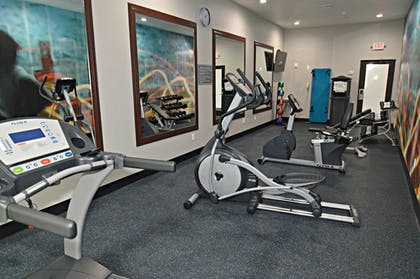 Fitness Facility | Best Western Plus Waller Hotel