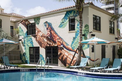 Outdoor Pool | Generator Miami