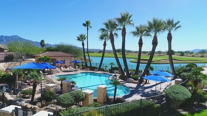 Property Grounds | Canoa Ranch Golf Resort