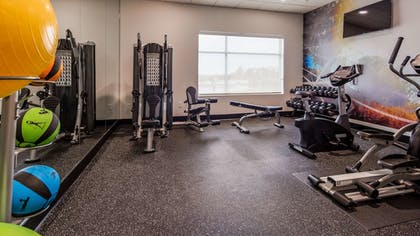 Fitness Facility | Best Western Plus Executive Residency Austin