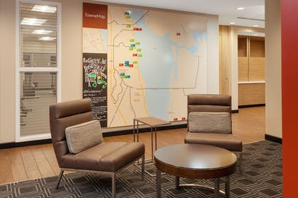 Lobby Sitting Area | TownePlace Suites by Marriott Titusville Kennedy Space Center