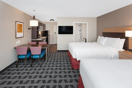 Guestroom | TownePlace Suites by Marriott Titusville Kennedy Space Center