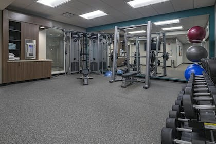 Sports Facility | TownePlace Suites  by Marriott Leavenworth
