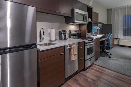 Room | TownePlace Suites  by Marriott Leavenworth