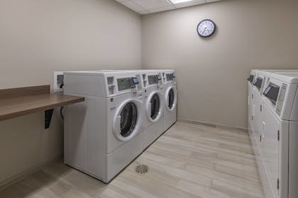 Laundry Room | TownePlace Suites  by Marriott Leavenworth