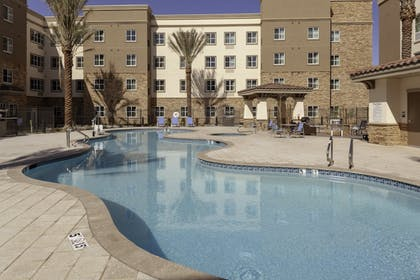 Pool | Holiday Inn Express & Suites Phoenix East - Gilbert