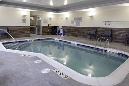 Sports Facility | Fairfield Inn & Suites by Marriott Fort Morgan
