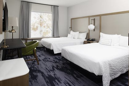 Guestroom | Fairfield Inn & Suites by Marriott Fort Morgan