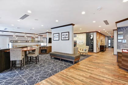 Lobby | TownePlace Suites by Marriott Bridgewater Branchburg