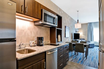 Private Kitchen | TownePlace Suites by Marriott Bridgewater Branchburg