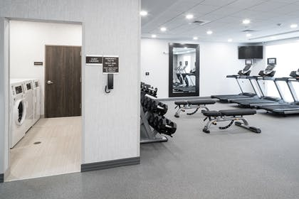 Fitness Facility | Home2 Suites by Hilton Orlando Airport