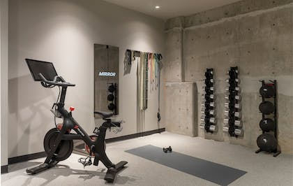 Fitness Facility | Woodlark