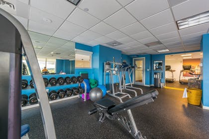 Gym | MARENAS BEACH RESORT privately managed by Miami and the Beaches Rental