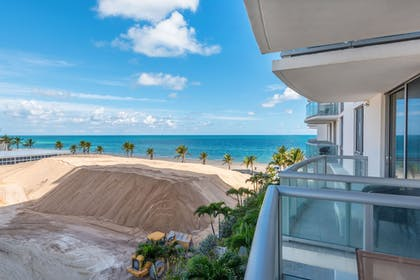 Guestroom View | MARENAS BEACH RESORT privately managed by Miami and the Beaches Rental