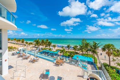 Beach/Ocean View | MARENAS BEACH RESORT privately managed by Miami and the Beaches Rental