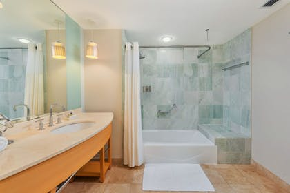 Bathroom Sink | MARENAS BEACH RESORT privately managed by Miami and the Beaches Rental