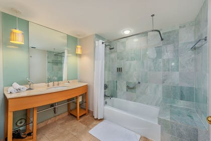 Bathroom | MARENAS BEACH RESORT privately managed by Miami and the Beaches Rental