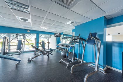 Fitness Facility | MARENAS BEACH RESORT privately managed by Miami and the Beaches Rental