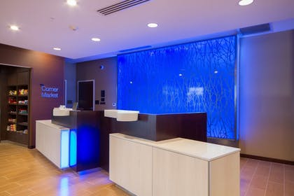 Check-in/Check-out Kiosk | Fairfield Inn & Suites by Marriott Buffalo Amherst/University