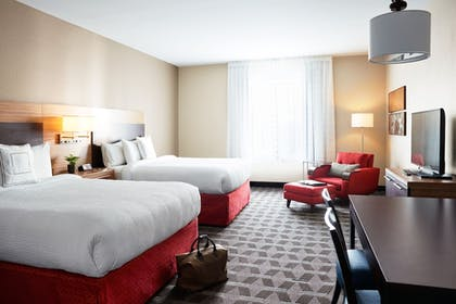 Guestroom | TownePlace Suites by Marriott Fort Worth Northwest/Lake Worth