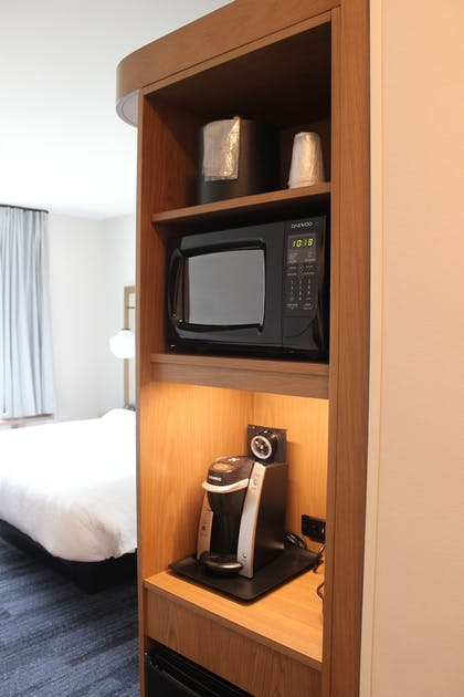In-Room Amenity | Fairfield Inn & Suites Fort Collins South