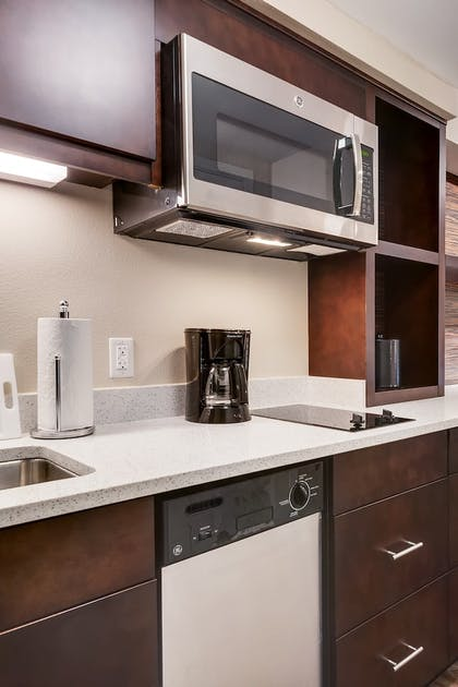 In-Room Kitchen | TownePlace Suites by Marriott San Diego Central