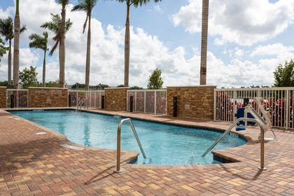 Sports Facility | SpringHill Suites by Marriott Fort Lauderdale Miramar
