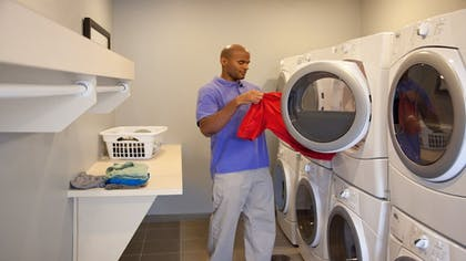 Laundry Room | Staybridge Suites By Holiday Inn Johnson City