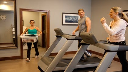 Fitness Facility | Staybridge Suites By Holiday Inn Johnson City