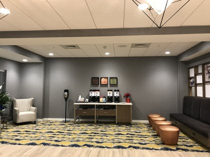Lobby Sitting Area | Hampton Inn & Suites Columbia Killian Road