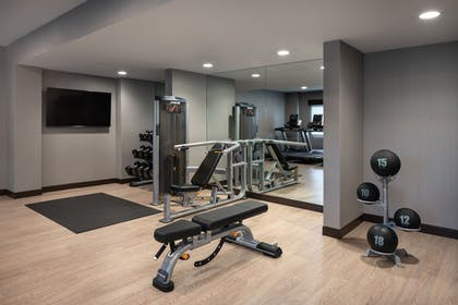 Fitness Facility | Hyatt Place San Francisco Downtown