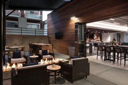 Terrace/Patio | Hyatt Place San Francisco Downtown