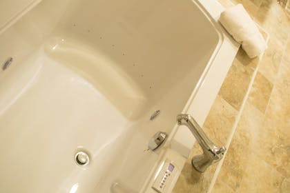 Jetted Tub | Hotel 340