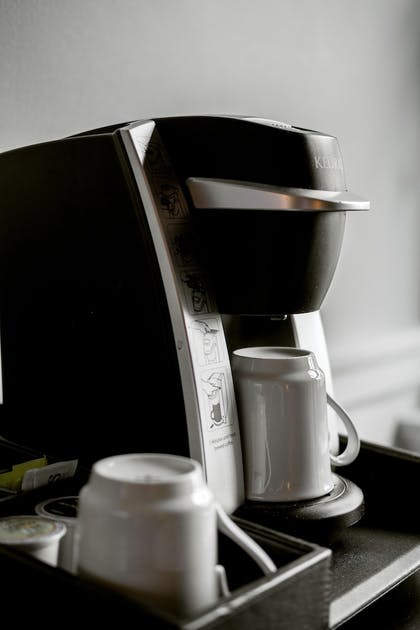 In-Room Coffee | Hotel 340