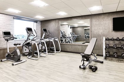 Fitness Facility | AC Hotel by Marriott Miami Airport West/Doral