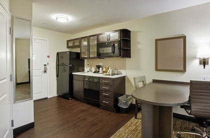 Private Kitchenette | Candlewood Suites Brighton