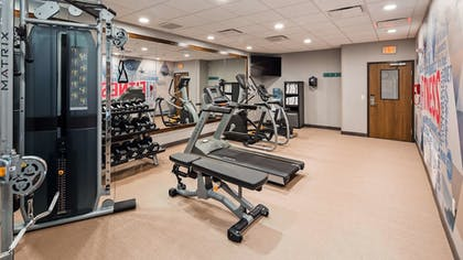 Fitness Facility | Best Western Plus Rapid City Rushmore