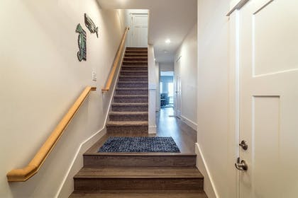 Staircase | Seagate: Starboard~coos Bay~premiere Property
