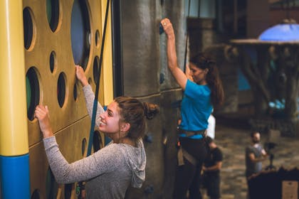 Rock Climbing Wall - Indoor | The Kartrite Resort & Indoor Waterpark