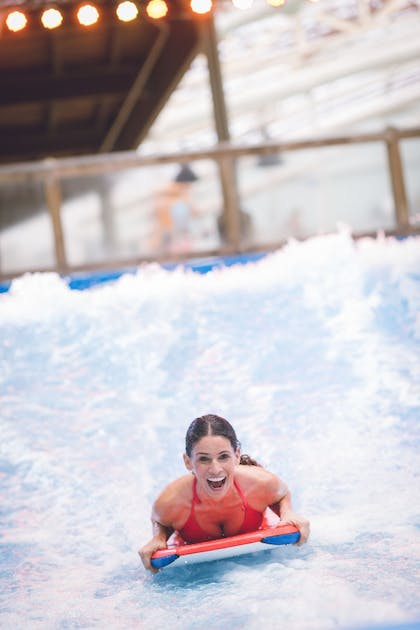 | The Kartrite Resort & Indoor Waterpark