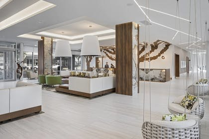 Lobby | SpringHill Suites by Marriott Greenville Downtown