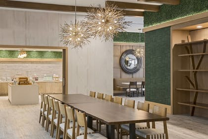 Breakfast Area | SpringHill Suites by Marriott Greenville Downtown