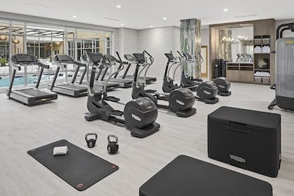 Fitness Facility | SpringHill Suites by Marriott Greenville Downtown