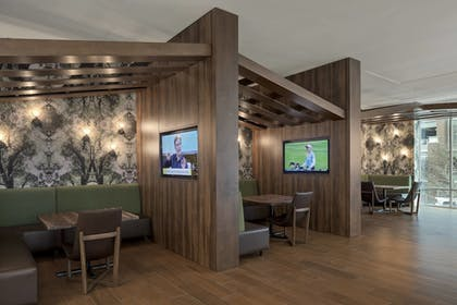 Restaurant | SpringHill Suites by Marriott Greenville Downtown