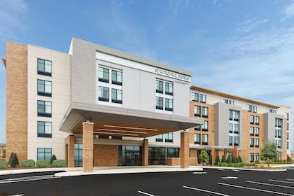Hotel Front | SpringHill Suites by Marriott Philadelphia West Chester/Exton