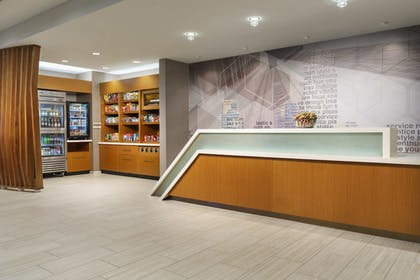 Lobby | SpringHill Suites by Marriott Philadelphia West Chester/Exton