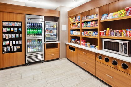 Snack Bar | SpringHill Suites by Marriott Montgomery Prattville/Millbrook