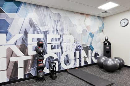 Fitness Facility | SpringHill Suites by Marriott Montgomery Prattville/Millbrook
