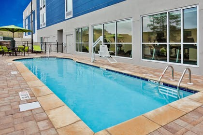 Outdoor Pool | SpringHill Suites by Marriott Montgomery Prattville/Millbrook